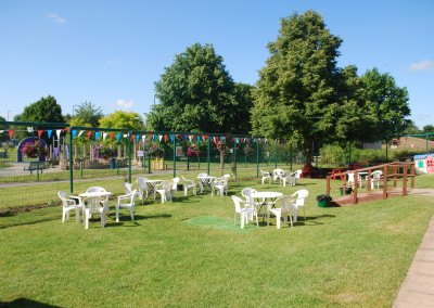 Garden  Chellaston Community Association